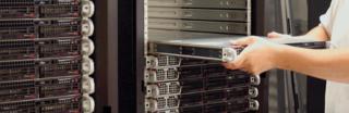1U-rackmount-servers