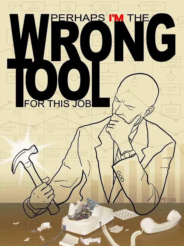 Wrongtool
