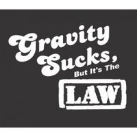 Gravity-sucks