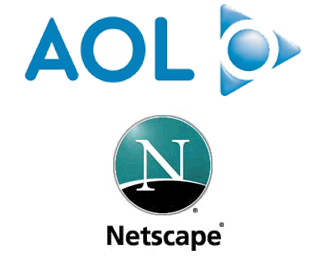 Aol-netscape-logos