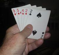 Handofcards