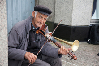 Old-musician
