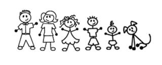 Family-Sticker